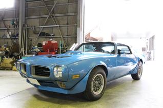 1973 Pontiac Firebir...