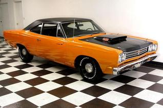 1969 Plymouth Road R...