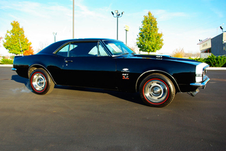 1967 Chevrolet CAMAR...