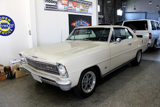 1966 ChevyⅡ Nova